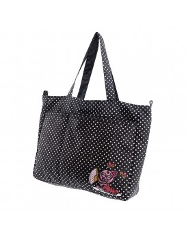 SUPERLIGHT XL BLACK ORGANIZER BAG BY KATUKI SAGUYAKI