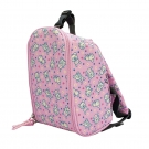 INSULATED PINK BACKPACK BY KATUKI SAGUYAKI UNFOLDABLE AND EASY CLEANING