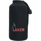 BLACK NEOPRENE COVER FOR LAKEN BOTTLES 0,6L