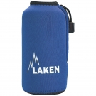 BLUE NEOPRENE COVER FOR LAKEN BOTTLES 0,6L