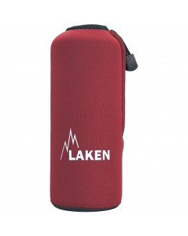 RED NEOPRENE COVER FOR LAKEN BOTTLES 1L