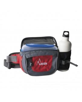 Mini-Trek waist bag including lunch box