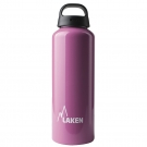 0.75L PINK CLASSIC ALUMINIUM BOTTLE (WIDE MOUTH)