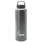 ALUMINIUM DRINKING BOTTLE 0,75L GRANITE CLASSIC (WIDE MOUTH)