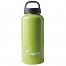 0.6L GREEN CLASSIC ALUMINIUM BOTTLE (WIDE MOUTH)