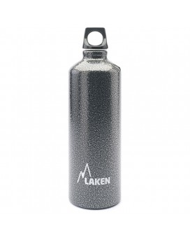 ALUMINIUM DRINKING BOTTLE 0,75L GRANITE FUTURA (NARROW MOUTH)