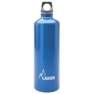 0.75L BLUE FUTURA ALUMINIUM BOTTLE (NARROW MOUTH)