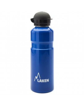 ALUMINIUM DRINKING BOTTLE 0,75L BLUE HIT