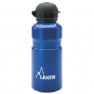 ALUMINIUM DRINKING BOTTLE 0,6L BLUE HIT
