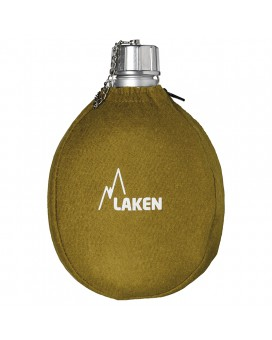ALUMINIUM CANTEEN 1L WITH FELT COVER