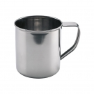 STAINLESS STEEL MUG 0.5L