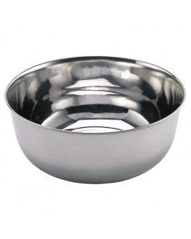 Stainless steel bowl 16 cm