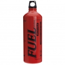 ALUMINIUM FUEL BOTTLE 1L Not for food use