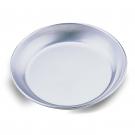 Aluminium Plate Ø 20 cm.