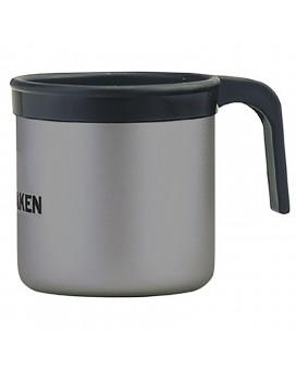 Aluminium PTFE Mug 0,4 L.