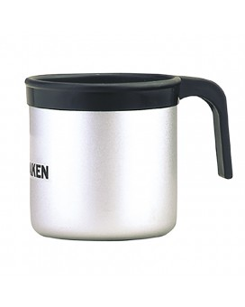 Aluminium mug 0,4 L.
