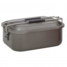 ALUMINIUM NON-STICK LUNCH BOX 1L