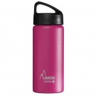 FUCHSIA 0.5L STAINLESS STEEL THERMO BOTTLE - CLASSIC (WIDE MOUTH)