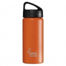 ORANGE 0.5L STAINLESS STEEL THERMO BOTTLE - CLASSIC (WIDE MOUTH)