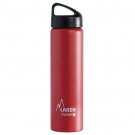 RED 0.75L STAINLESS STEEL THERMO BOTTLE - CLASSIC (WIDE MOUTH)