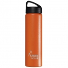 ORANGE 0.75L STAINLESS STEEL THERMO BOTTLE - CLASSIC (WIDE MOUTH)