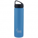 LIGHT BLUE 0.75L STAINLESS STEEL THERMO BOTTLE - CLASSIC (WIDE MOUTH)