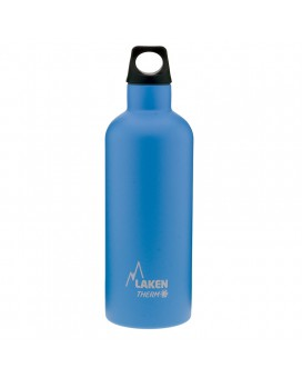 INSULATED BOTTLE 0,5L STAINLESS STEEL FUTURA (NARROW MOUTH)