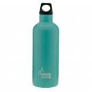 TURQUOISE STAINLESS STEEL THERMO BOTTLE 0.5L FUTURA (NARROW MOUTH)