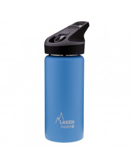 INSULATED BOTTLE 0,5L STAINLESS STEEL JANNU (WIDE MOUTH)