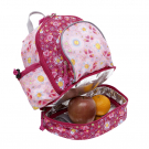 PINK PACKPACK WITH INSULATED AREA BY KATUKI SAGUYAKI