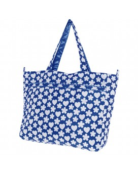 SUPERLIGHT XL BLUE ORGANIZER BAG BY KATUKI SAGUYAKI
