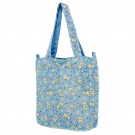 SUPERLIGHT SQUARE BLUE BAG BY KATUKI SAGUYAKI