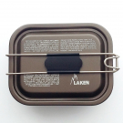 Aluminium Lunch Box 1,2 l.