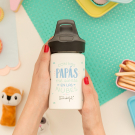 INSULATED STAINLESS STEEL BOTTLE 0,35L BY MR. WONDERFUL