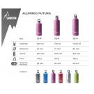Aluminium drinking bottle FUTURA 0,75 L