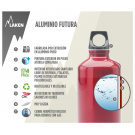 Aluminium drinking bottle FUTURA 1,5 L