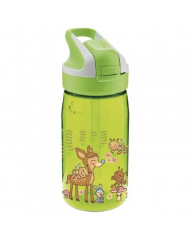 BAMBINOS TRITAN 0,45L BOTTLE WITH SUMMIT CAP