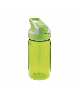 GREEN TRITAN BOTTLE 0.45L SUMMIT CAP (WIDE MOUTH)