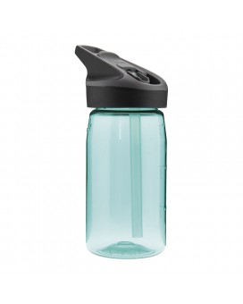 BLUE TRITAN BOTTLE 0.45L JANNU CAP (WIDE MOUTH)
