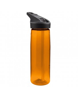 TRITAN BOTTLE 0,75L ORANGE JANNU (WIDE MOUTH)