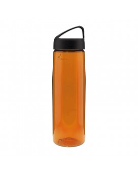 TRITAN BOTTLE 0.75L ORANGE CLASSIC (WIDE MOUTH)