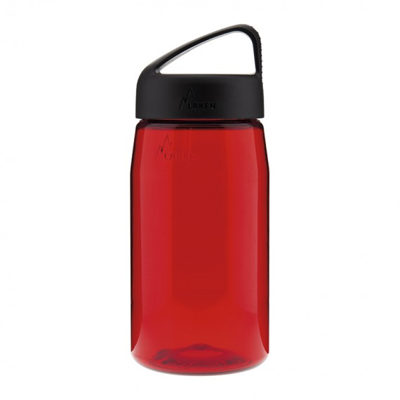 TRITAN BOTTLE 0.45L RED CLASSIC (WIDE MOUTH)