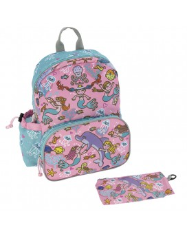 SIRENAS BACKPACK WITH INSULATED FRONT POCKET