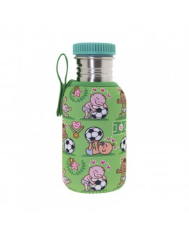 STAINLESS STEEL BOTTLE 0.5L WITH PICHICHI NEOPRENE COVER