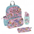 SIRENAS SET: LARGE BACKPACK AND TRITAN SUMMIT BOTTLE