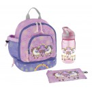 SMALL BACKPACK AND TRITAN SUMMIT BOTTLE UNIC SET