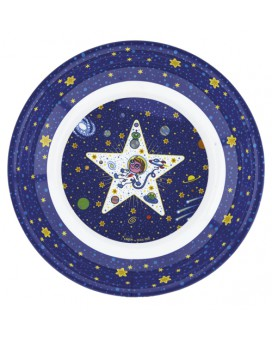 PLATO DE MELAMINA SPACE ODDITY