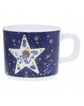 TAZA DE MELAMINA SPACE ODDITY