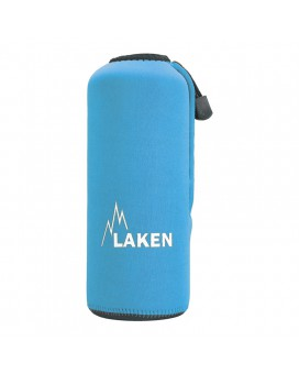 BLUE NEOPRENE COVER FOR 1L ALUMINIUM LAKEN BOTTLES
