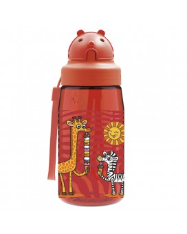 TRITAN BOTTLE CHUPI 0,45L WITH OBY CAP